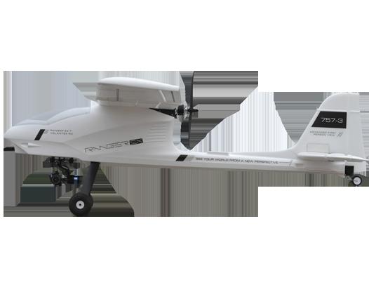 Volantex RC Ranger EX Long Range FPV / UAV platform Unibody big weight  carrier ( V757-3 ) KIT | VolantexRC