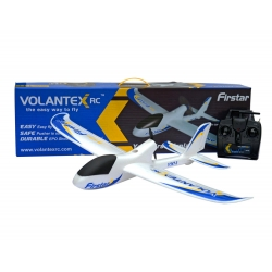 Volantex RC Firstar FPV perfect size park flyer pusher 767-1 PNP
