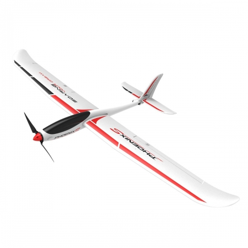Volantex RC Phoenix S 4 Channel Glider with 1600MM Wingspan and Streamline ABS Plastic Fuselage 742-7 PNP