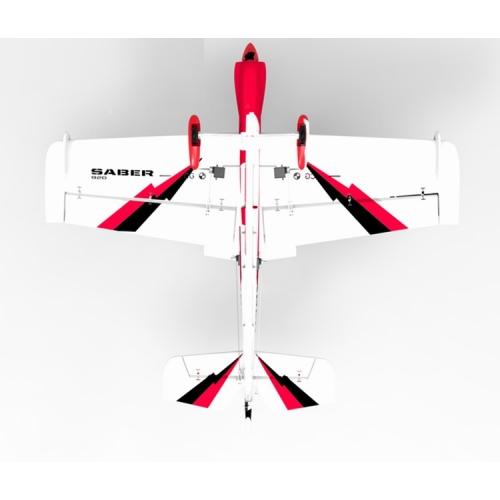 Volantex RC Saber 920 4 Channel Airplane with 3S Power System and Perfect Size for 3D Aerobatics 756-2 KIT